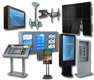 Digital Signage Mounts & Accessories
